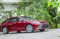 Ảnh thực tế Toyota Camry 2019 trước ngày ra mắt Việt Nam