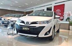 Xe Toyota thống trị ở hầu khắp các phân khúc trong tháng 3/2019