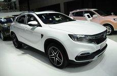 Hết nhái Range Rover, xe Trung Quốc Landwind lại 'đạo' Mercedes GLA