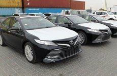 Xếp hạng xe hạng D tháng 3/2019: Toyota Camry 'phế quất' Mazda 6
