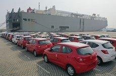 Honda Brio 'ồ ạt' cập cảng Philippines, sẽ về Việt Nam trong nay mai?