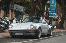 Porsche 930 Turbo cổ từng bị hải quan tạm giữ đã ra biển