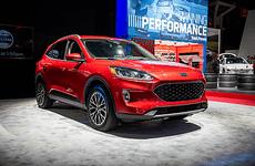 [New York 2019] Ford Escape 2020 chính thức ra mắt, bán ra vào mùa thu