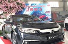 Honda Civic 2019 sẽ chính thức bán ra từ ngày 19/4