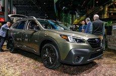[New York 2019] Subaru Outback 2020 chính thức ra mắt