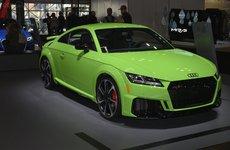 [New York 2019] Audi TT RS 2020 khoác lên mình 'màu áo' mới