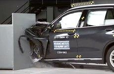 BMW X5 2019 sắp về Việt Nam được đánh giá an toàn tối đa