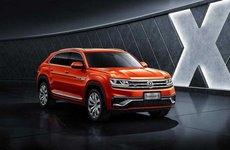 SUV Volkswagen Atlas thêm bản coupe Teramount X tại Trung Quốc