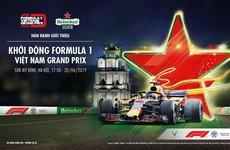 Sự kiện 'Khởi động Formula 1 Việt Nam Grand Prix' sẽ diễn ra vào tối 20/4/2019