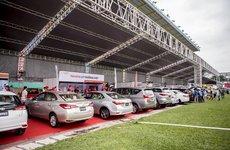 Top xe ô tô được khách hàng săn đón nhất Hội chợ Oto.com.vn 2019