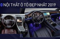 Hyundai Santa Fe góp mặt trong Top 10 xe có nội thất tốt nhất năm 2019
