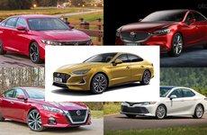 So sánh Hyundai Sonata 2020 và những đối thủ cùng phân khúc hạng D