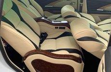 Chiêm ngưỡng Mitsubishi Xpander phong cách Limousine