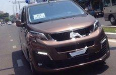 Peugeot Traveller xuất hiện trên phố, cận ngày ra mắt Việt Nam