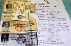 Tổng hợp các loại giấy phép lái xe ô tô và thủ tục xin cấp lại nếu mất