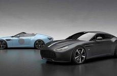 Aston Martin Vantage V12 Zagato trở lại sau 8 năm