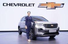 Đánh giá xe Chevrolet Captiva 2020