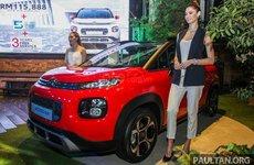 SUV Citroen C3 Aircross tham chiến Malaysia, liệu có về Việt Nam?