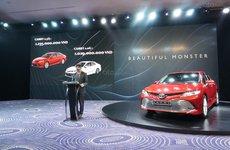 Để Camry 2019 nhập khẩu sẽ có một mẫu khác của Toyota được lắp ráp