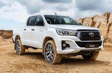 Toyota Hilux 2019 củng cố đội hình bằng phiên bản mới