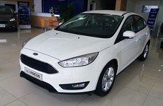 Ford Focus bán chạy vì ưu đãi mạnh