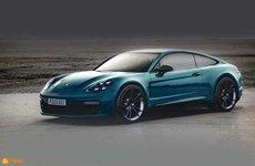 Porsche Panamera sản xuất phiên bản mui trần, cạnh tranh BMW 8-Series