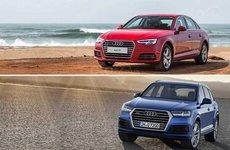 Audi A4 và Q7 Lifestyle Edition trình làng tại Ấn Độ
