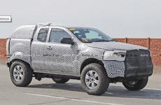 Ford sửa tên cho SUV mới, chuẩn bị bán ra trong năm 2019