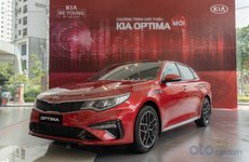 Vừa ra mắt, Kia Optima 2019 đã thu về hàng loạt đơn đặt hàng