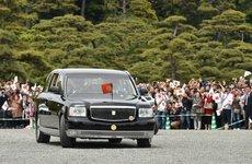 Không chọn Rolls-Royce, Tân Nhật hoàng chọn mẫu xe nội địa phục vụ lễ đăng quang