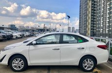 Giá xe Toyota tiếp tục giảm sâu, lên tới 169 triệu đồng