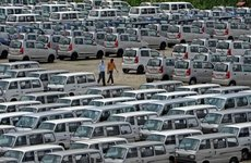 Tổng quan thị trường xe hơi Ấn Độ trong tháng 4/2019
