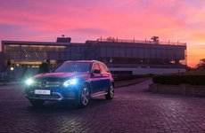 Đánh giá xe Mercedes-Benz GLC 200 2018