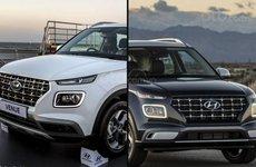 So sánh Hyundai Venue bản Mỹ và Hyundai Venue bản Ấn