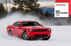 Top 10 mẫu Coupe AWD tốt nhất