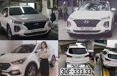 Hyundai Santa Fe - Dòng xe giúp nhiều người đổi đời nhờ 'có duyên' với biển số siêu đẹp