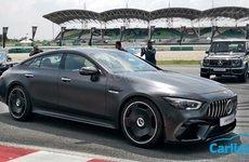 Mercedes-AMG GT coupe 4 cửa đến Malaysia, giá hơn 6 tỷ đồng