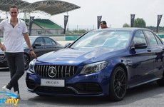 Mercedes-AMG C63S mới cập bến Malaysia