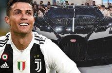 Cristiano Ronaldo đáp trả thông tin mua siêu xe đắt nhất thế giới, báo Tây Ban Nha ê mặt