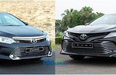 Toyota Camry 2.5Q thế hệ mới có những điểm gì hơn thế hệ cũ?