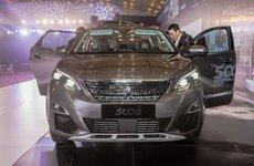 Peugeot 5008 bất ngờ giảm giá niêm yết trong tháng 5