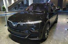 Đánh giá xe VinFast LUX V8 2019: Phiên bản hiệu năng cao của LUX SA2.0