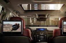 Hệ thống giải trí trên xe Lexus bị đánh giá thấp