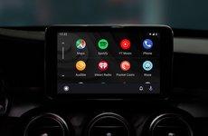 Google nâng cấp thành công Android Auto trên xe hơi
