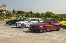 Mercedes-Benz Việt Nam tung ưu đãi trong tháng 5