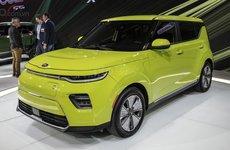 Kia Soul EV 2020 hoãn ngày trình làng tại Mỹ