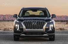 Thông tin chi tiết về Hyundai Palisade 2020 sắp bán tại Việt Nam