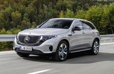 Thông tin chi tiết về Mercedes EQC - SUV điện hạng sang tham vọng lật đổ Tesla Model X