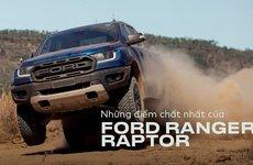 Khám phá 11 điểm thu hút của Ford Ranger Raptor