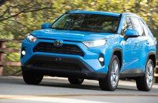 Ưu nhược điểm của Toyota RAV4 2019